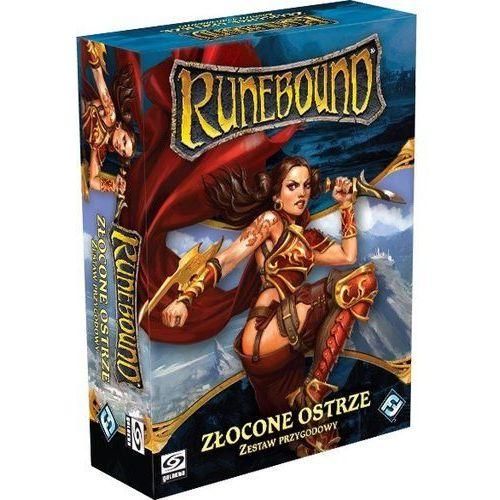 Gra Runebound (3 edycja) Złocone Ostrze - Galakta. DARMOWA DOSTAWA DO KIOSKU RUCHU OD 24,99ZŁ (5902259203698)