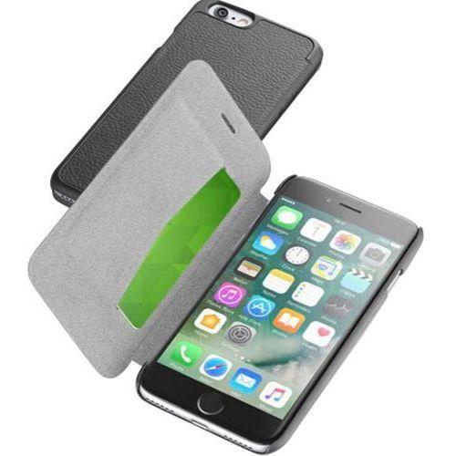 Etui CELLULAR LINE Book Essential iPhone 7 Czarny (8018080276781)