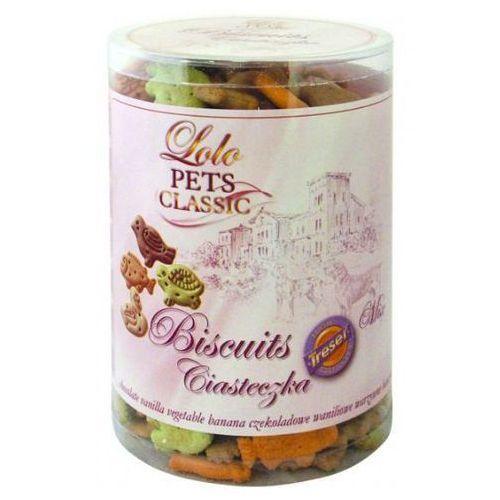 LOLO PETS Treserki ciasteczka-zwierzątka dla psa mix smaków - sprawdź w wybranym sklepie