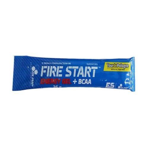 OLIMP FIRE START ENERGY GEL + BCAA - 36G, 010954