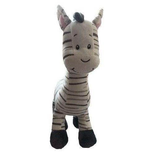 Axiom Kolekcja karmelowe safari zebra 33 cm