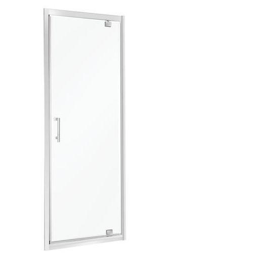 Drzwi wnękowe uniqa 90 pluss glass marki Novoterm