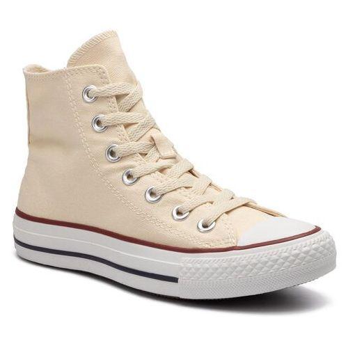 Trampki - all star hi m9162 beżowy marki Converse