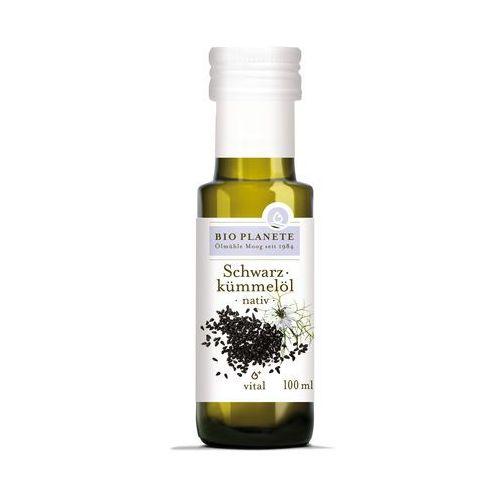 Bio planete (oleje i oliwy) Olej z nasion czarnuszki virgin bio 100 ml - bio planete (4260355580930)