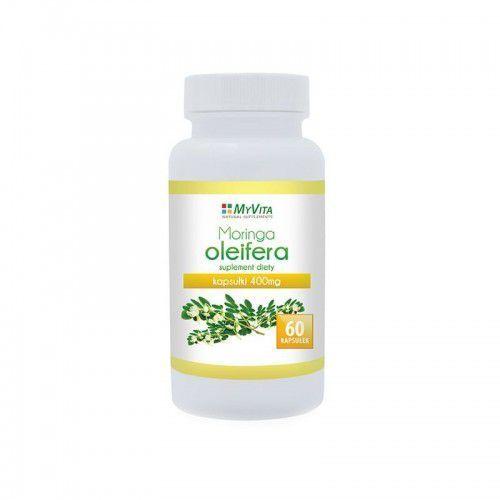 Moringa oleifera MyVita 60 kapsułek