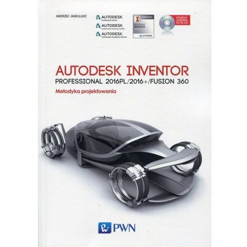 OKAZJA - Autodesk Inventor Professional 2016PL/2016+/Fusion 360, Jaskulski Andrzej