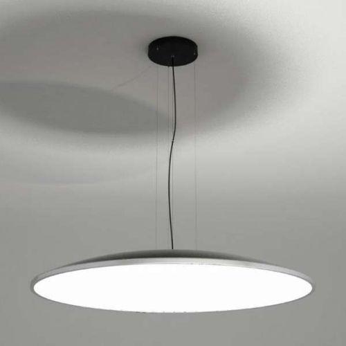 Wisząca lampa minimalistyczna wanto 5524-b/e27/cz okrągła oprawa zwis czarny marki Shilo