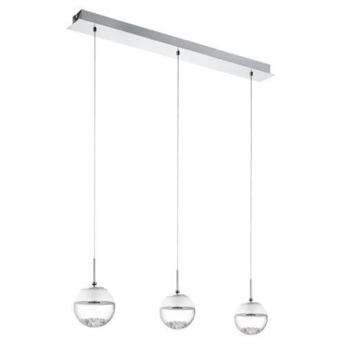 Eglo Lampa wisząca 3x5w montefio 1 led, 93784
