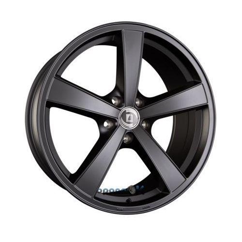 trina nero - schwarz matt einteilig 8.50 x 19 et 37 marki Diewe wheels