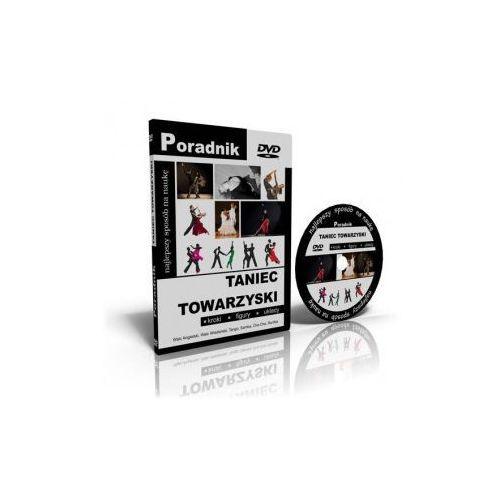 Taniec Towarzyski - Poradnik DVD (nauka tańca) - produkt z kategorii- Poradniki wideo