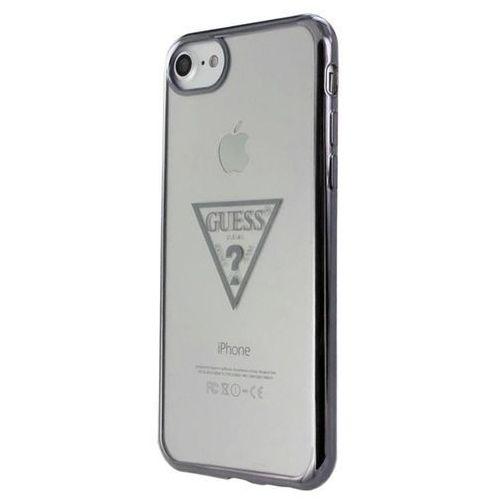 Guess Etui hardcase Triangle iPhone 7 czarny (GUHCP7TRTLBK) Darmowy odbiór w 21 miastach!, GUHCP7TRTLBK