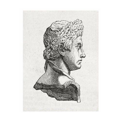 Plakat Profil Neoclassic 30 x 40 cm