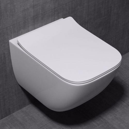 Misa WC Swiss Liniger Ivetta serii Rimless