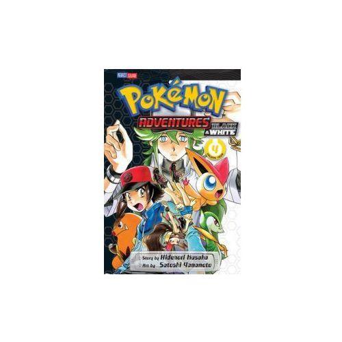 Pokemon Adventures: Black and White, Vol. 4 (9781421561806)