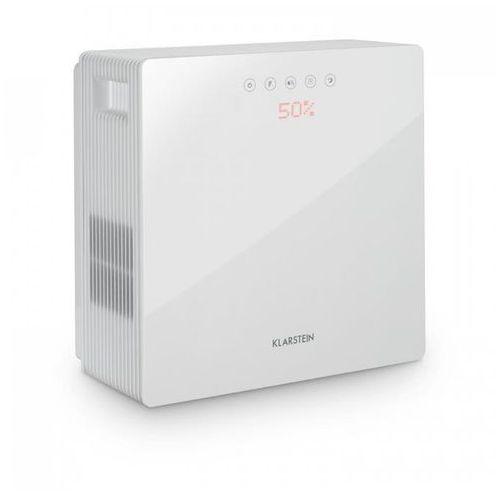 Klarstein PurePal oczyszczacz powietrza 2w1 nawilżacz powietrza 15W biały (4260509686969)