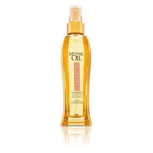 Loreal mythic scintillante oil rozświetlający olejek do włosów i ciała, 100 ml marki L'oréal professionnel