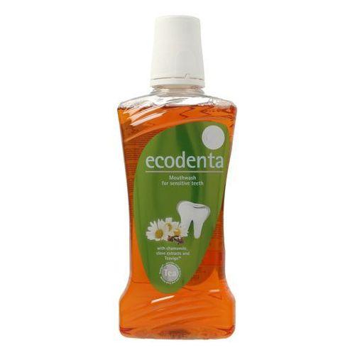 ECODENTA - Ekologiczny płyn do płukania jamy ustnej dla wrażliwych zębów (4770001334690)