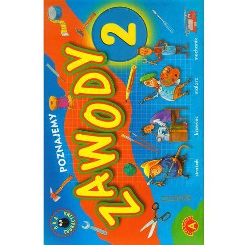 Poznajemy zawody 2 gra edukacyjna marki Z.p. alexander