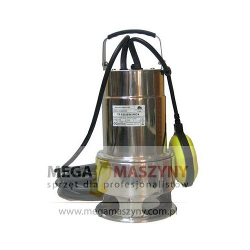 OMNIGENA Pompa zatapialna TP 550 BW/INOX