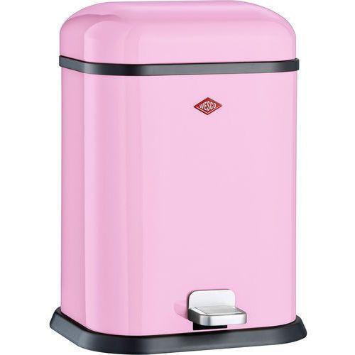 Wesco Kosz na śmieci różowy single boy 13 litrów (132212-26) (4004519034675)