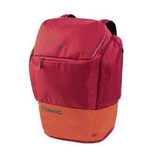 Torby i plecaki do sprzętu narciarskiego RS Pack 80 L Czerwony/Pomarańczowa 80 L