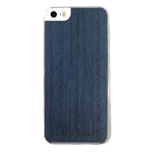Smart woods Etui smartwoods – blue sky clear iphone 5
