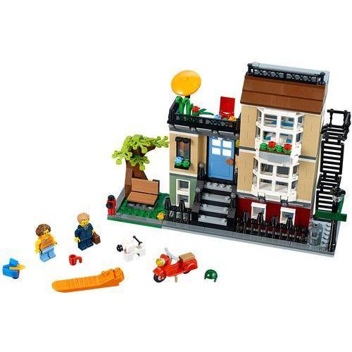 LEGO Creator, Dom przy ulicy Parkowej, 31065. Najniższe ceny, najlepsze promocje w sklepach, opinie.
