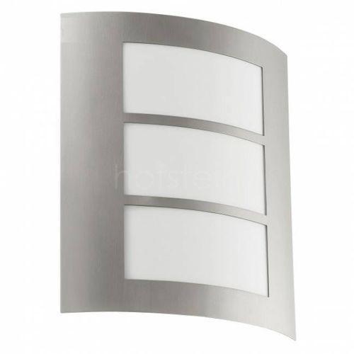 Eglo CITY lampa sufitowa Stal nierdzewna - - - Obszar zewnętrzny - CITY -, E14020108135