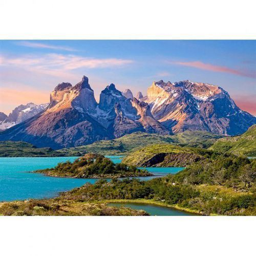 CASTOR 1500 EL Szczyty Górskie,Patagonia Chile (5904438150953)