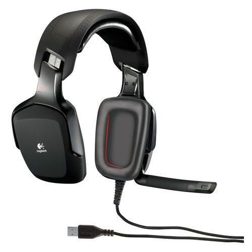 Logitech G35 (słuchawki z mikrofonem)