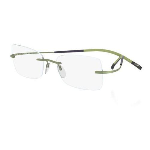 Okulary korekcyjne tma icon 6636 6053 marki Silhouette