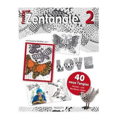 Freude mit Zentangle®. Bd.2