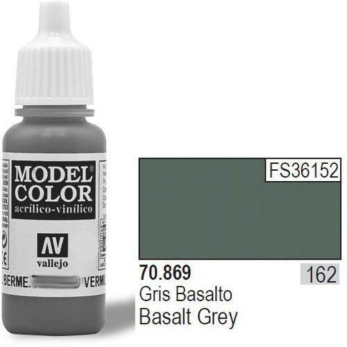 Vallejo farba nr162 basa lt grey 17mlmatt