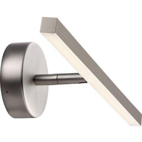 Nordlux Lampa 83061032, led wbudowany na stałe, 1 x 5.6 w,ip44, 230 v, 40 cm x 11 cm , stali szlachetnej (5701581300781)