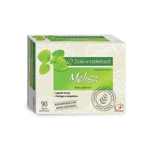 Tabletki Melisa ekstrakt 150mg 90 tabl.