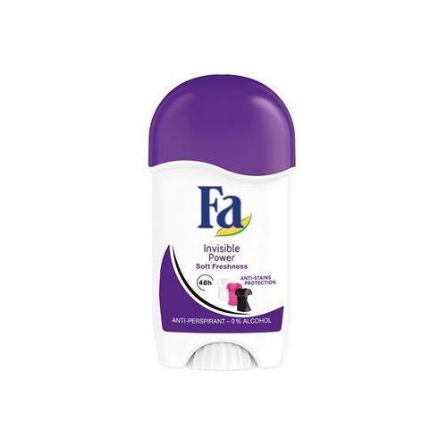 Fa Invisible Power antyperspirant w sztyfcie + do każdego zamówienia upominek.