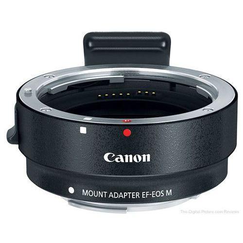 Canon adapter ef-eos m - przyjmujemy używany sprzęt w rozliczeniu   raty 20 x 0%