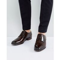 ALDO Galerrange Derby Leather Shoes In Brown - Brown
