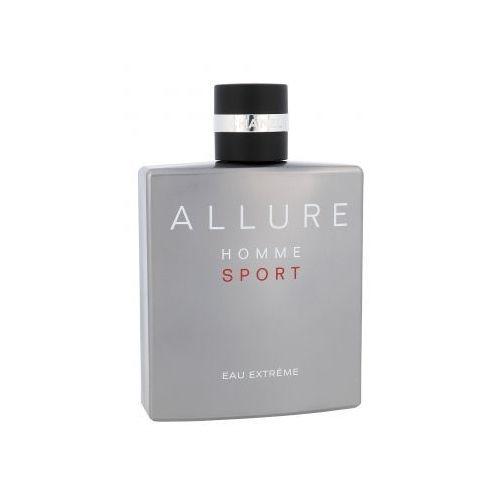 Chanel Allure Homme Sport Eau Extreme woda perfumowana 150 ml dla mężczyzn