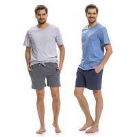 Pmb.9283 piżama męska, Dn nightwear (dobranocka)