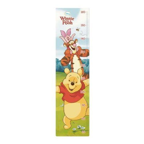 Miarka wzrostu kubuś puchatek folia marki Disney