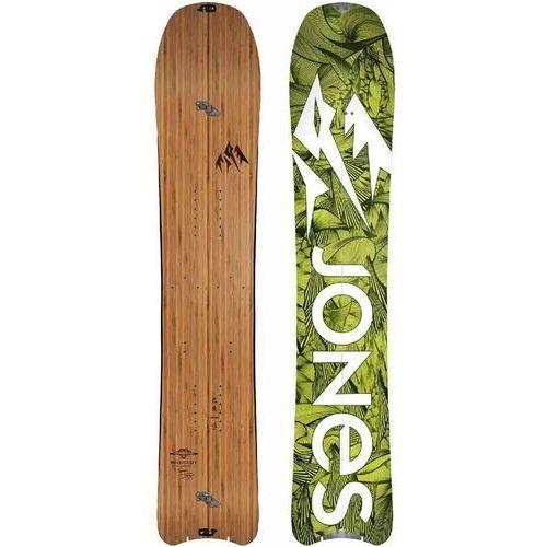 Jones Splitboard - hovercraft split brown (brown)