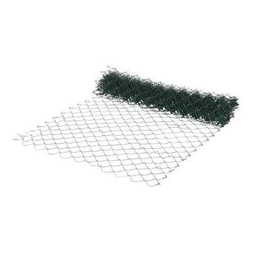 Siatka ogrodzeniowa pleciona 1 x 10 m oczko 60 x 60 mm zielona (3663602728740)