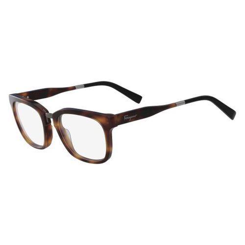 Okulary korekcyjne sf 2785 232 marki Salvatore ferragamo