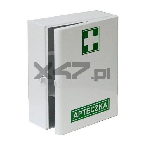 Apteczka metalowa A300 Boxmet Medical