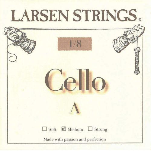 Larsen (639589) struny do wiolonczeli - set 1/8