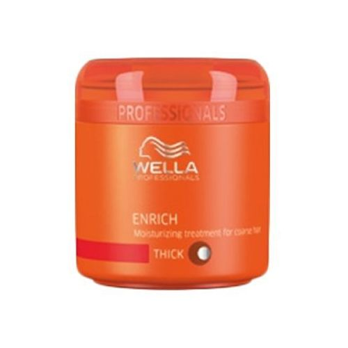 Wella ENRICH MOISTURISING TREATMENT FOR COARSE HAIR Maska nawilżająca do włosów grubych (150 ml)