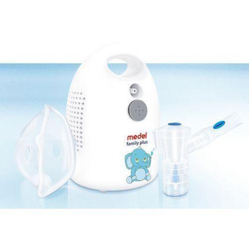 family plus elefante inhalator pneumatyczno-tłokowy dla dzieci marki Medel