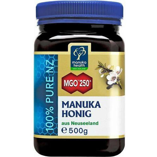 Miód nektarowy Manuka MGO 250+ 500g - Manuka Health, 9421023628957