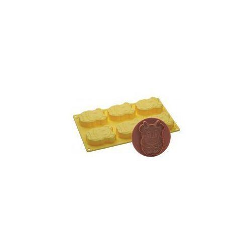 PAV-Foremka do lodów i ciasta + wykrawaczka,KRÓWKA - produkt z kategorii- Formy do pieczenia